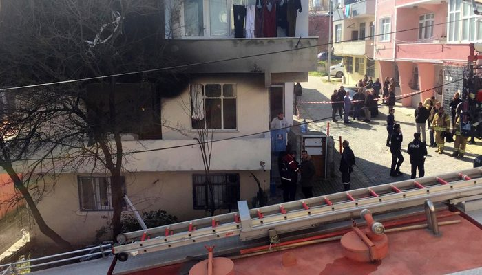 Büyükçekmece'de patlama! İstanbul Valiliğinden ilk açıklama