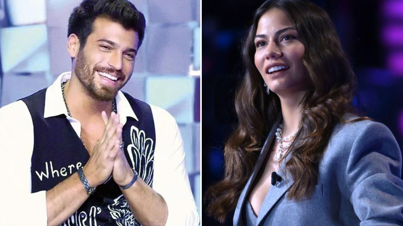 Can Yaman ve Demet Özdemir İtalya'daki programdan kaç para aldı?