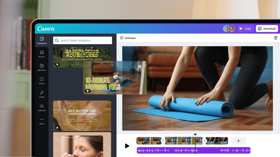 Canva, Canva Video Suite ile video araçları arasında öne çıkmaya hazırlanıyor