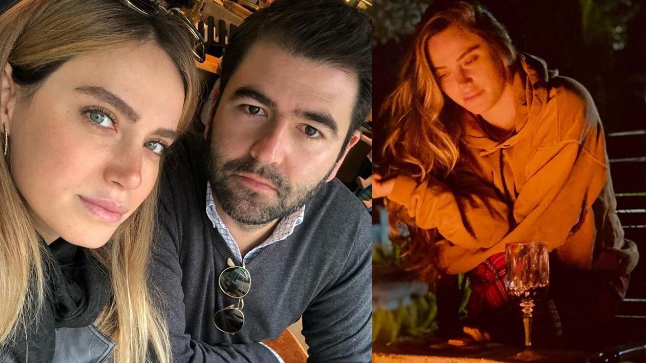 Ceyda Ateş ve Buğra Toplusoy'un romantik akşamı