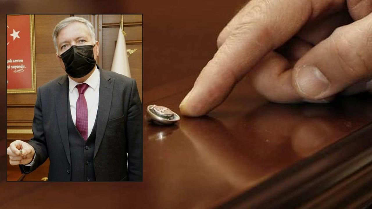 CHP'li başkanın odasında dinleme cihazı bulundu