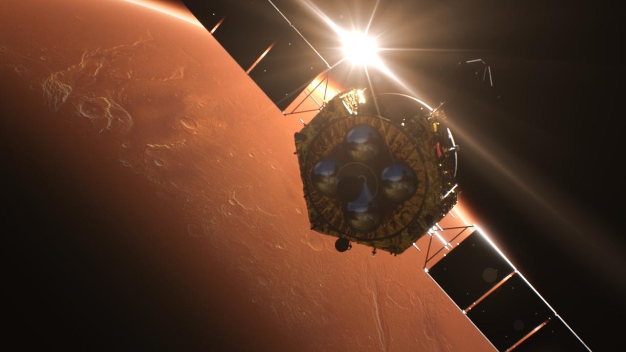 Çin, Mars'a iniş yapmaya hazırlanıyor Çin, Mars keşif aracının bugün ya da en geç Çarşamba gününe kadar iniş yapacağını duyurdu. Gezgin, Çin...