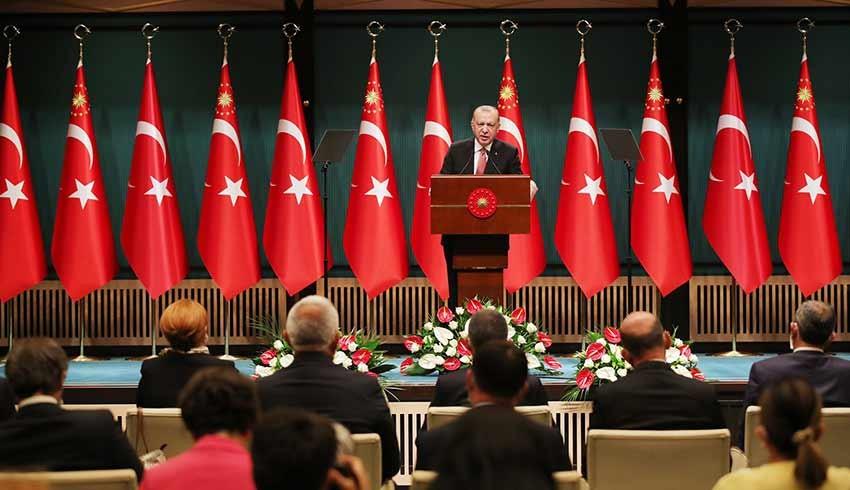 Cumhurbaşkanı Erdoğan: 1 Temmuz'dan itibaren yasakları kaldırıyoruz