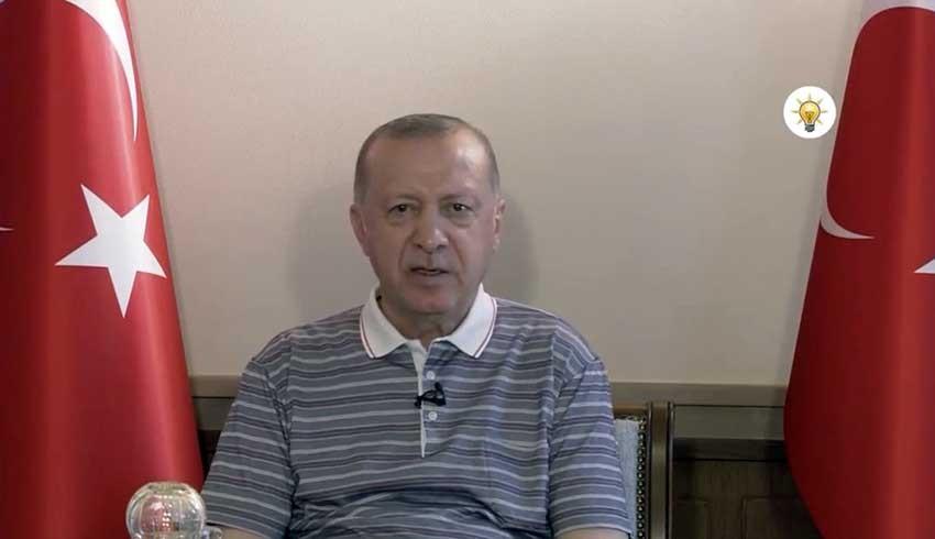 Cumhurbaşkanı Erdoğan, 'Bayramlık tişörtü' ile ne mesaj vermek istedi?