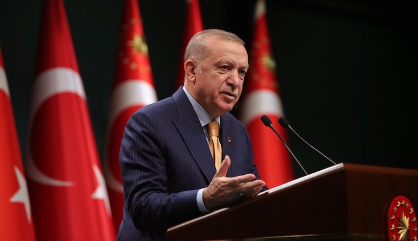 Cumhurbaşkanı Erdoğan, kabine sonrası açıklama yapıyor