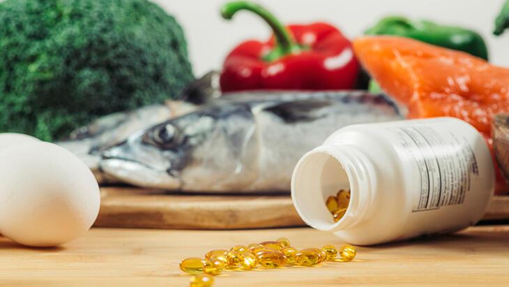 D vitamini eksikliğini gidermek için bunları yapın!