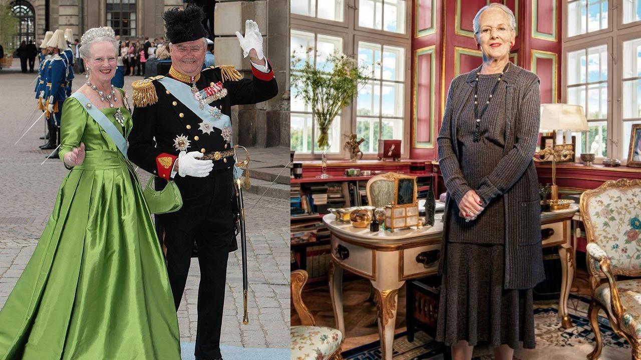 Danimarka kraliçesinin zor seçimi