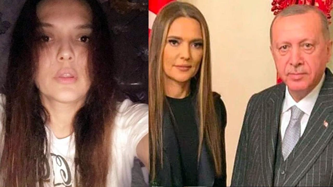 Demet Akalın'ın Cumhurbaşkanı Erdoğan'a göndermesi olay oldu!