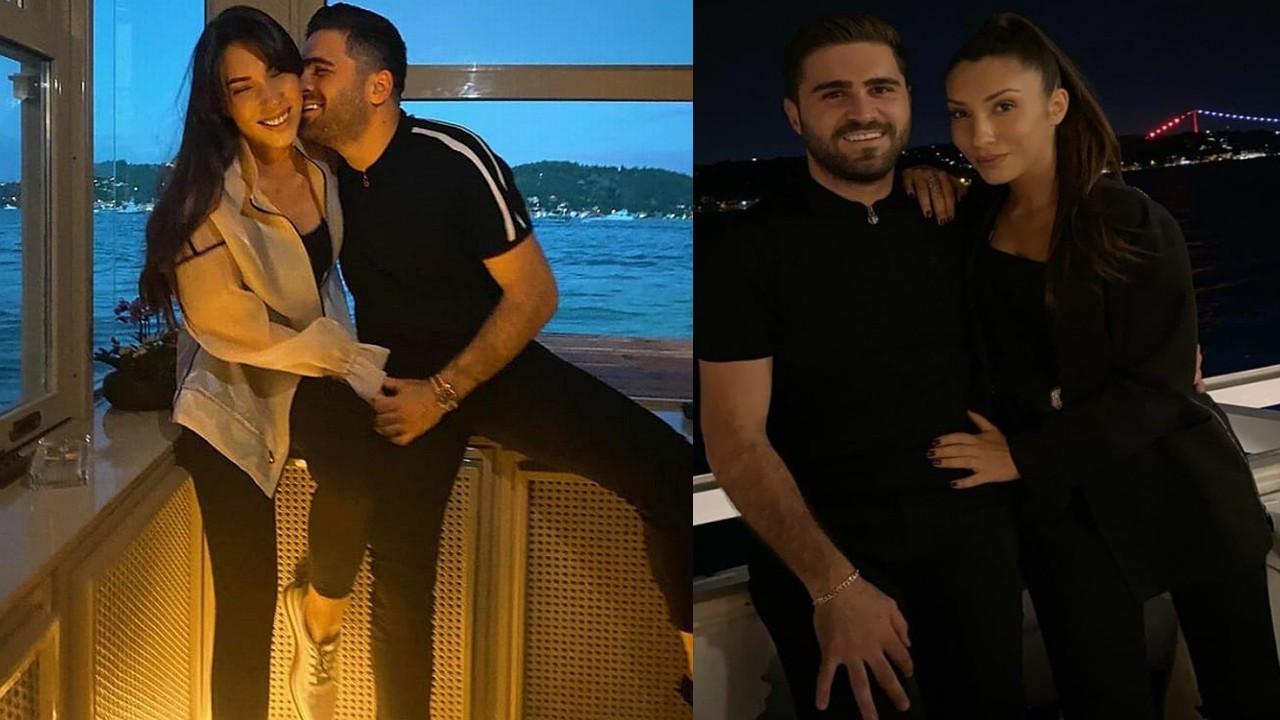 Demir Çelik Kralının oğlu Bekir Eryılmaz yeni aşkını sosyal medyadan duyurdu