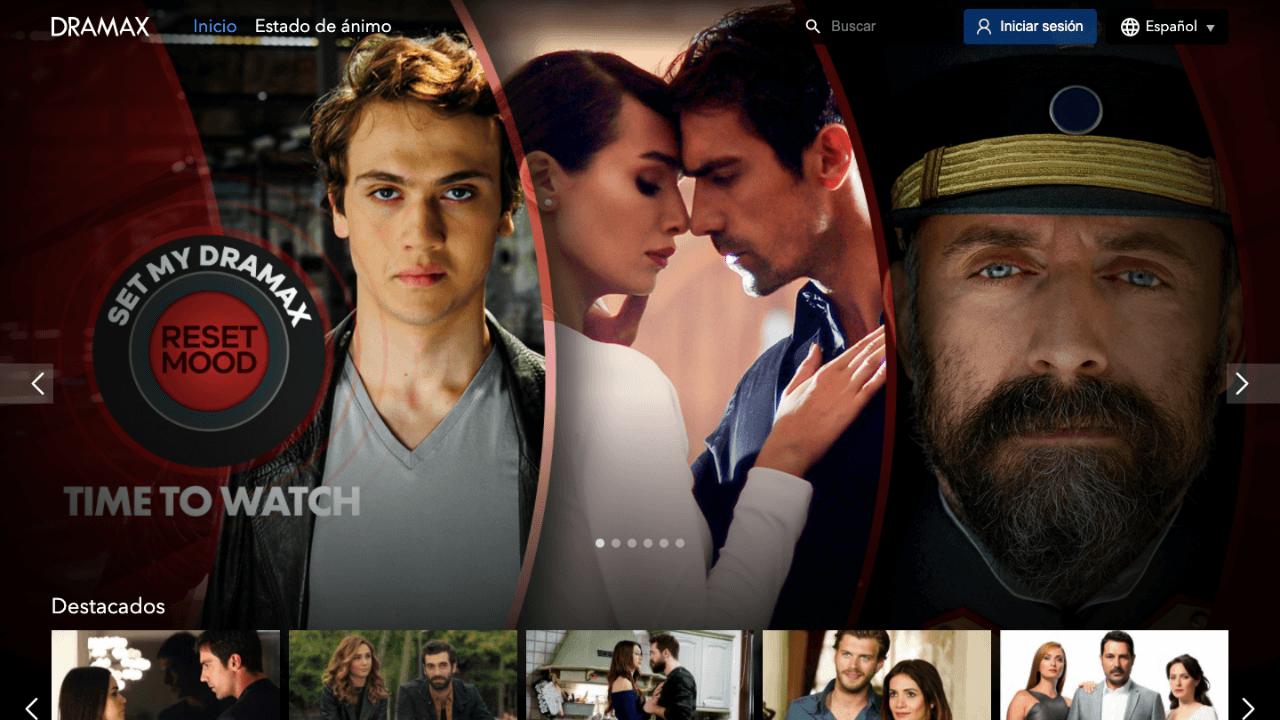 Demirören Medya'dan yerli dizileri yurt dışına açan platform: Dramax