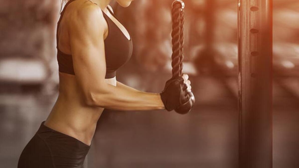 Dünya Sağlık Örgütü haftada minimum 150 dakika egzersiz öneriyor!