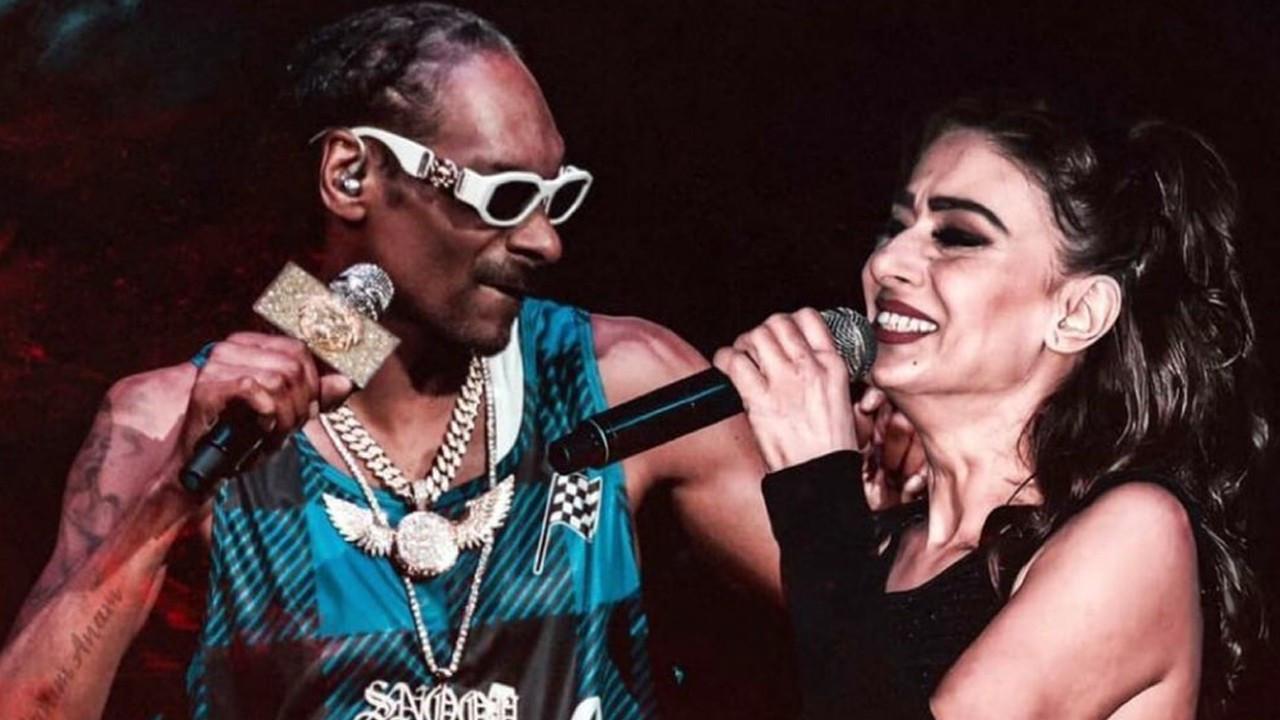 Dünyaca ünlü rapçiden Yıldız Tilbe paylaşımı