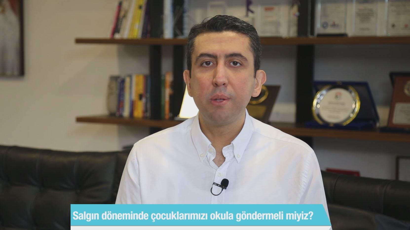 Eğitimci Abdulkadir Özbek cevaplıyor; Çocuklarda konsantrasyon becerisi nasıl geliştirilebilir?