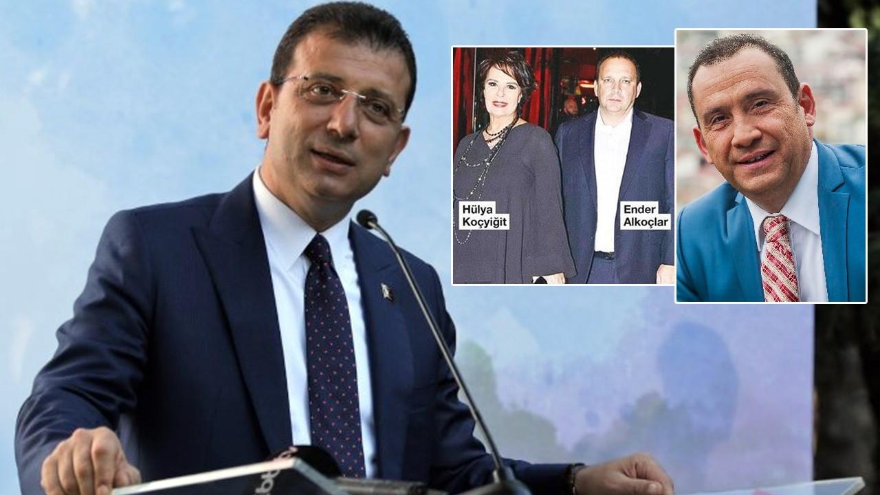 Ekrem İmamoğlu'na hakaret eden iki ünlü isme ceza!