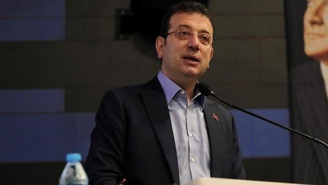 Ekrem İmamoğlu'ndan Erdoğan'a sitem: