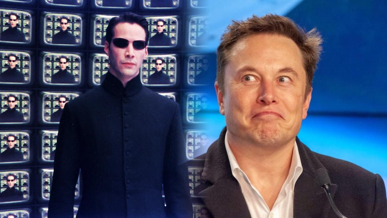 Elon Musk, DOGE yatırımcılarını bu sefer Matrix'ten vurdu