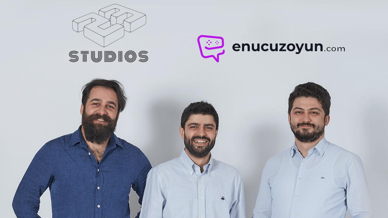 Enucuzoyun.com, 23 Studios'tan 1 milyon euro değerleme üzerinden 300 bin euro yatırım aldı