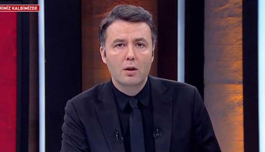 Ersoy, Habertürk'ü kınayan Fahrettin Altun'u kınadı!