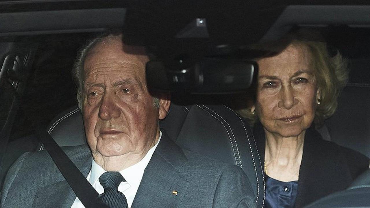 Eski İspanya Kralı hakkında skandal iddia!