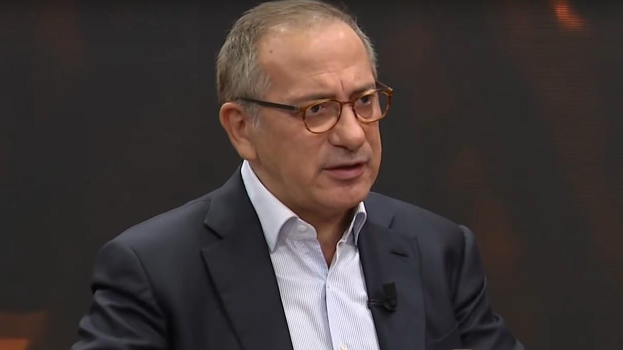 Fatih Altaylı, AKP'li yöneticinin açıklamasına yanıt verdi