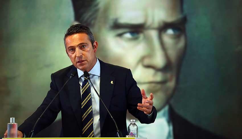 Fenerbahçe Dernekleri: Seçimde Ali Koç'u destekliyoruz