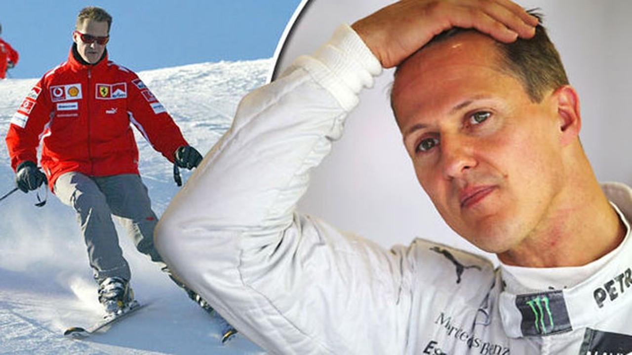 span style=color:unsetFormula 1 pilotu Michael Schumacherden.../span