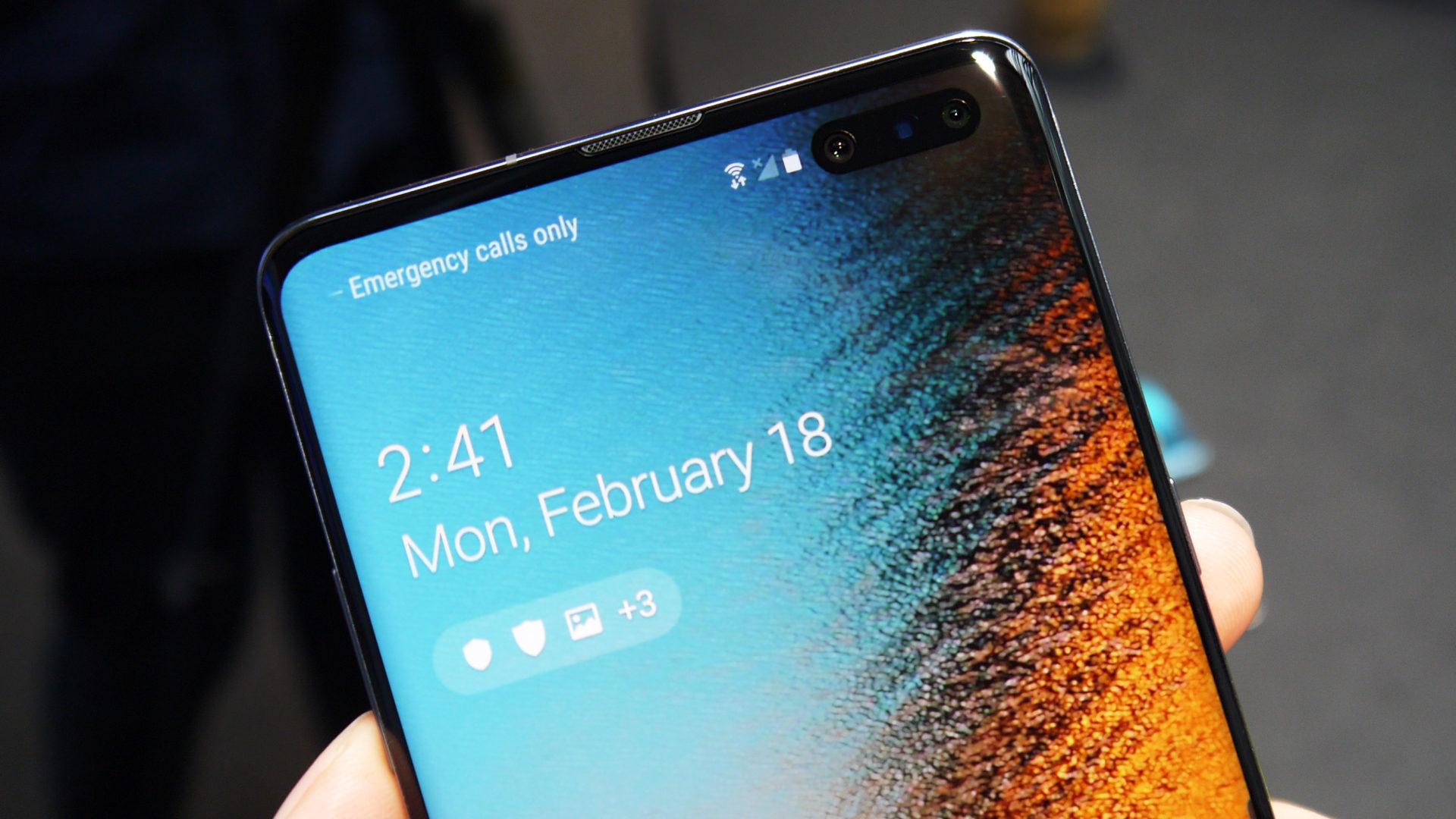 Galaxy S10 5G'nin son güncellemesinde yeni bir sorun ortaya çıktı