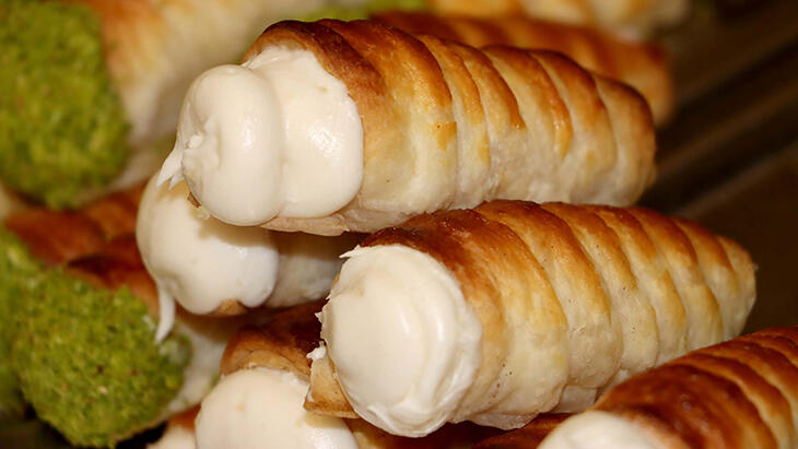 Gastronomi kentinin unutulmaya yüz tutmuş lezzeti: 'Hünkar Külahı'