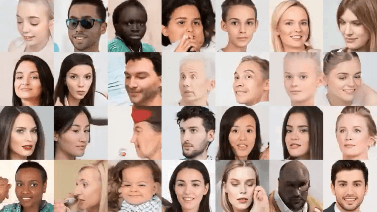 Generated Photos'un Anonymizer özelliği, yapay zeka ile oluşturulan benzerlerinizi buluyor