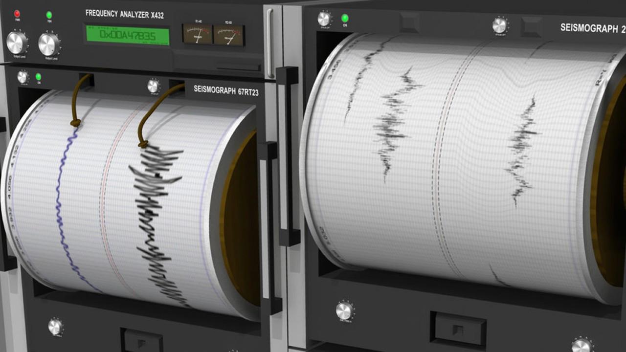 Girit Adası'nda 5 büyüklüğünde bir deprem daha meydana geldi