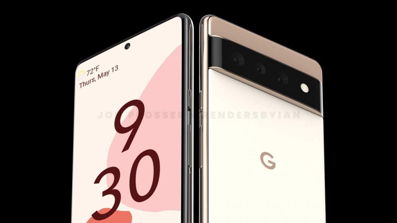 Google Pixel 6 ve Pixel 6 Pro farklı kamerasıyla sızdırıldı! Google'ın piyasaya sürmeye hazırlandığı Pixel 6 ve Pixel 6 Pro, farklı bir kamera tasarımını ortaya ...