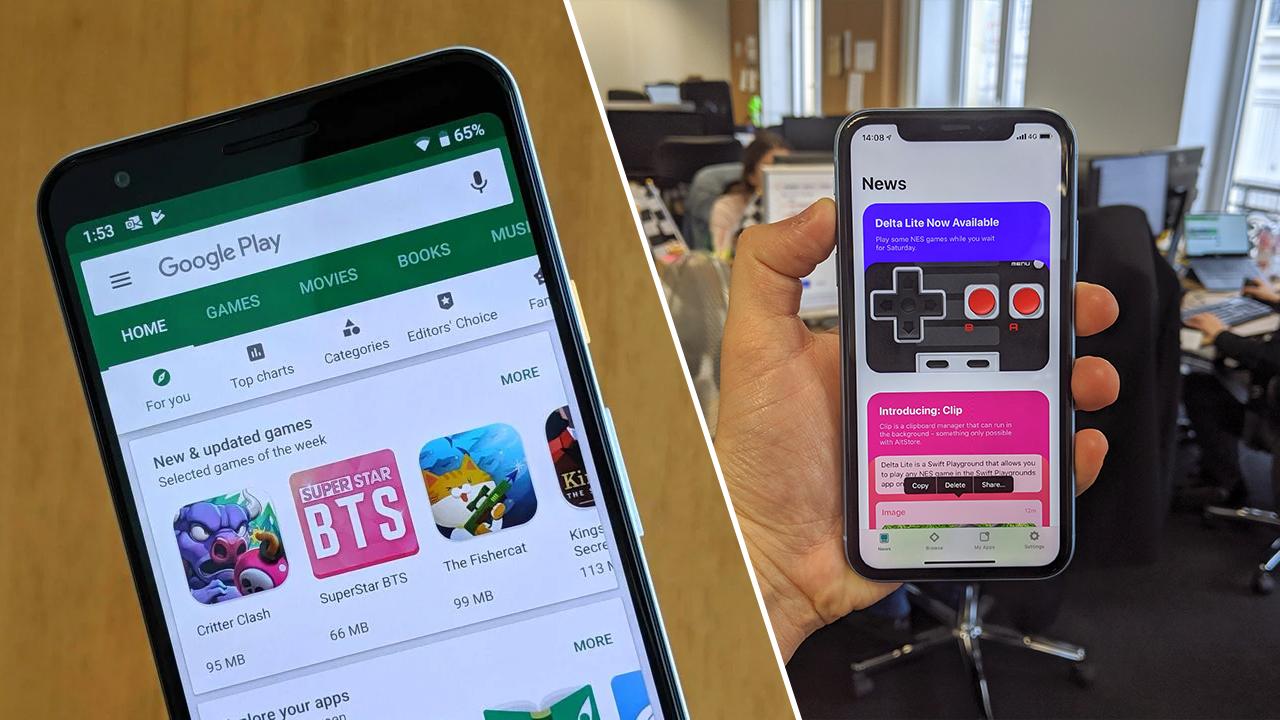 Google Play, App Store'a benzedi: İşte yeni özellik