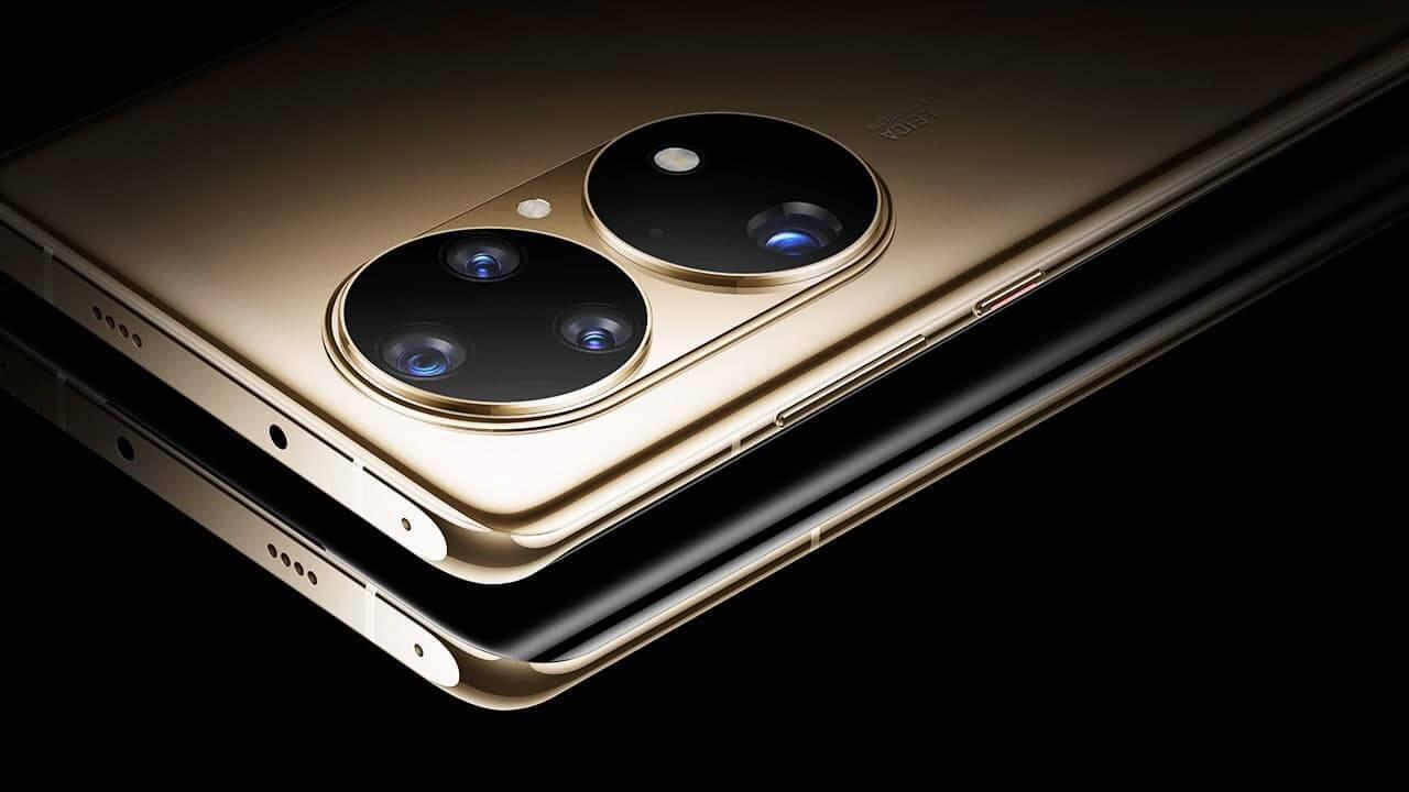 HarmonyOS ile çalışan ilk telefon: Huawei P50 tanıtıldı