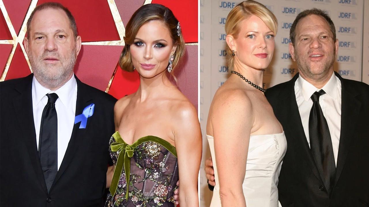 Harvey Weinstein'in eski eşleri birleşip mal varlığını dondurdu!