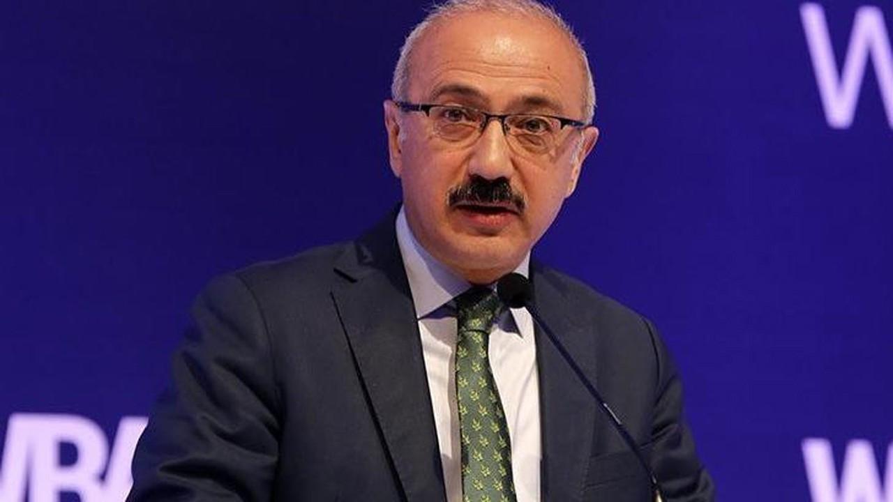 Hazine ve Maliye Bakanı Elvan'dan iki müjde birden