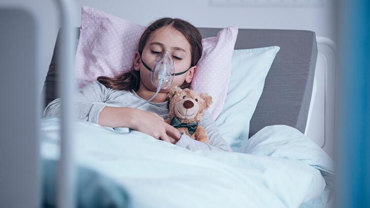 Her 40 saniyede bir çocuk zatürre nedeniyle hayatını kaybediyor