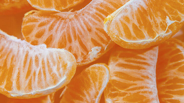 Her gün 5 mandalina tüketin!