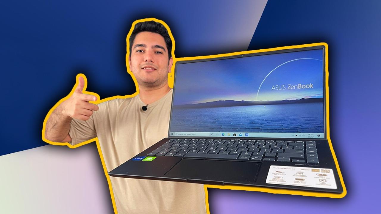 İki ekranlı Asus ZenBook 14 inceleme! ShiftDelete.Net ailesi olarak bu videomuzda Asus ZenBook 14 UX435EG modelini inceledik. Full HD+ çözünürlüklü...