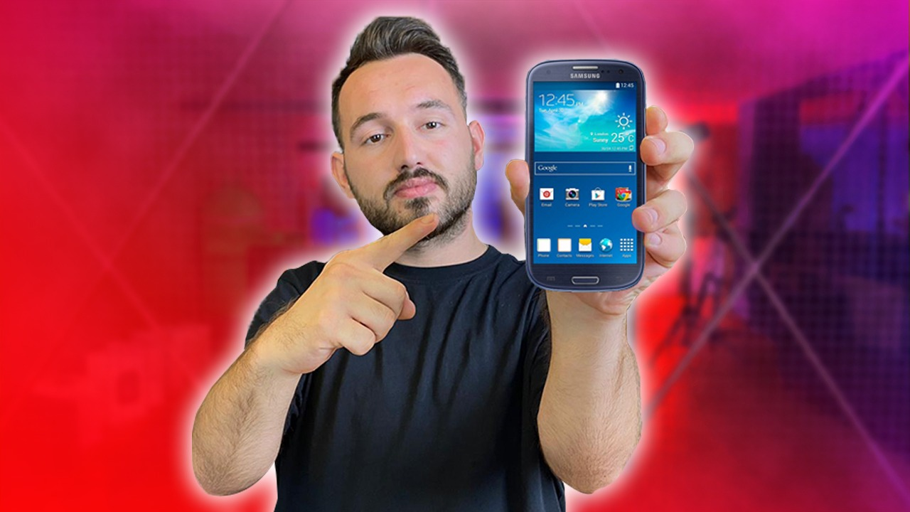 İlk telefonum Samsung Galaxy S3, yıllar sonra ne halde?