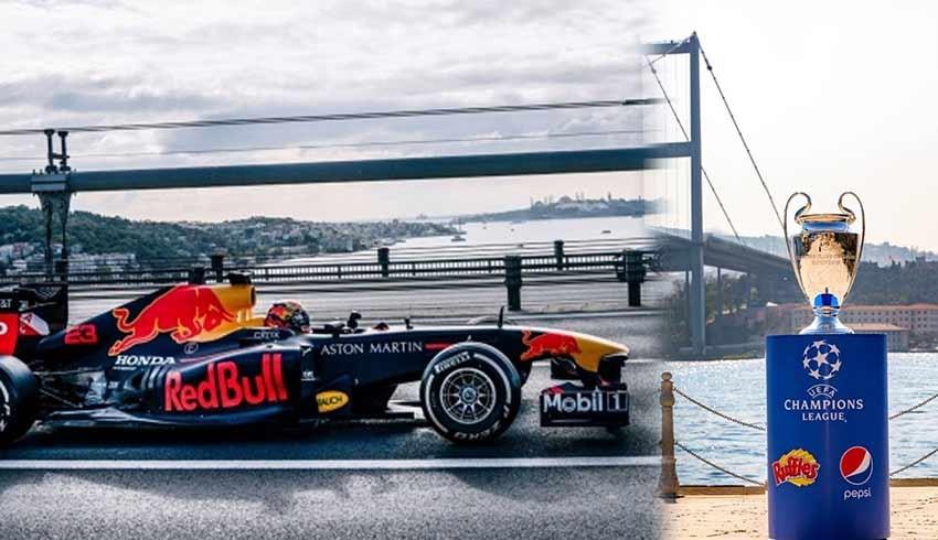 İstanbul'a çifte şok! Covid nedeniyle önce kupa sonra Formula gitti!