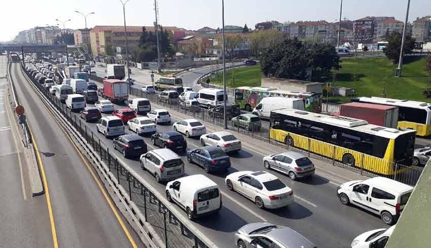 İstanbul'da maç nedeniyle bu yollar trafiğe kapalı!
