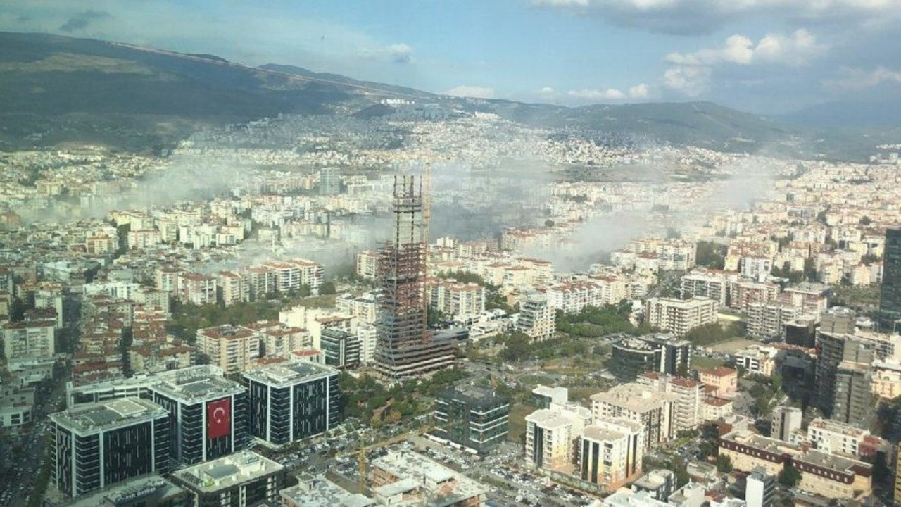 İzmir'de 811 bin kaçak 'İmar Barışı'yla yasal hale geldi!