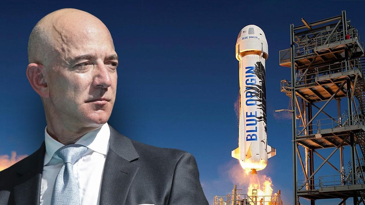 Jeff Bezos'a Federal Havacılık İdaresinden soğuk duş!