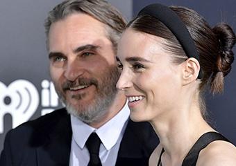 Joaquin Phoenix ve Rooney Mara çifti aynı filmde başrollerde