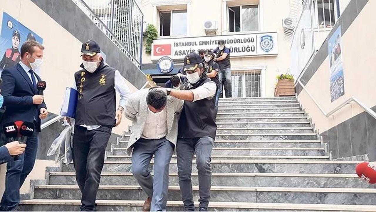 Kadın holding yöneticisini gasp edip öldürenler yakalandı