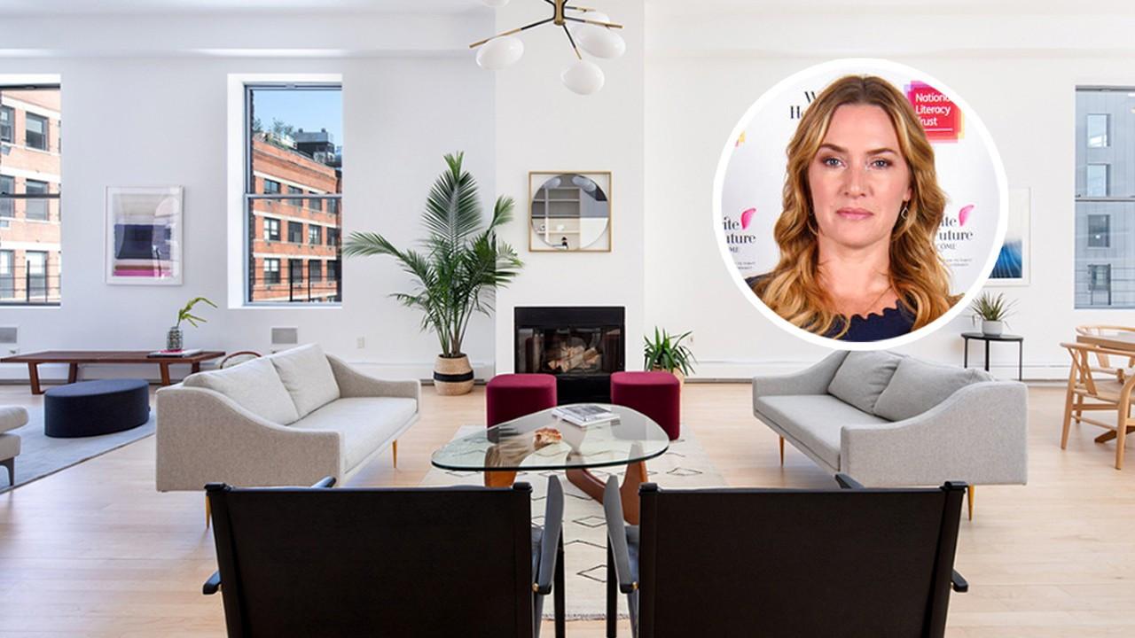 Kate Winslet'in apartman dairesi satışa çıkarıldı