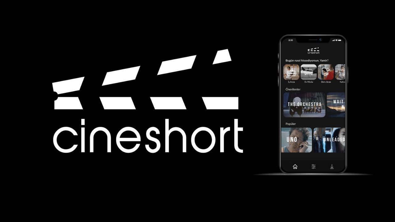 Kısa filmleri Türkçe altyazı seçeneğiyle izleyebileceğiniz mobil odaklı video platformu: Cineshort