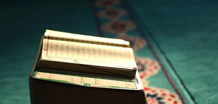 Kıyamet Suresi 25. Ayet Meali, Arapça Yazılışı, Anlamı ve Tefsiri