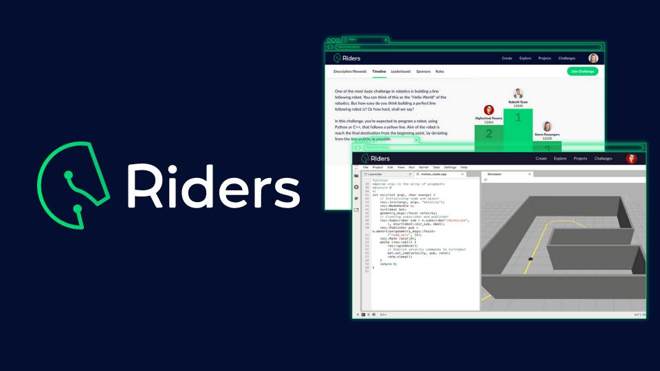 Kodlama eğitim platformu Riders, 7.8 milyon TL yatırım aldı
