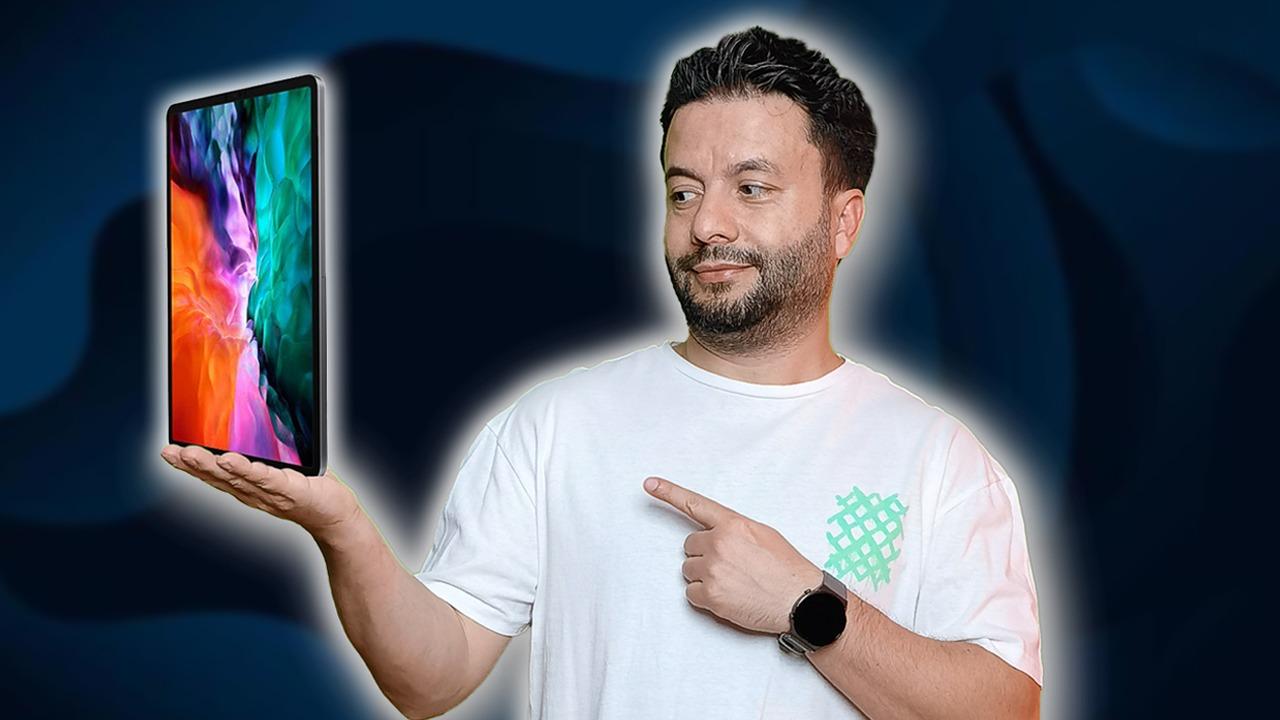 M1 işlemcili iPad Pro inceleme! – iPad bir canavar mı oldu?